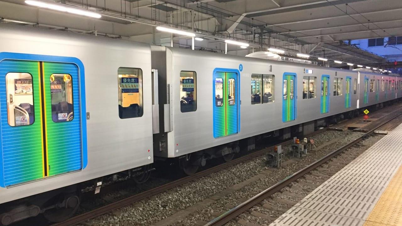 花小金井駅事故
