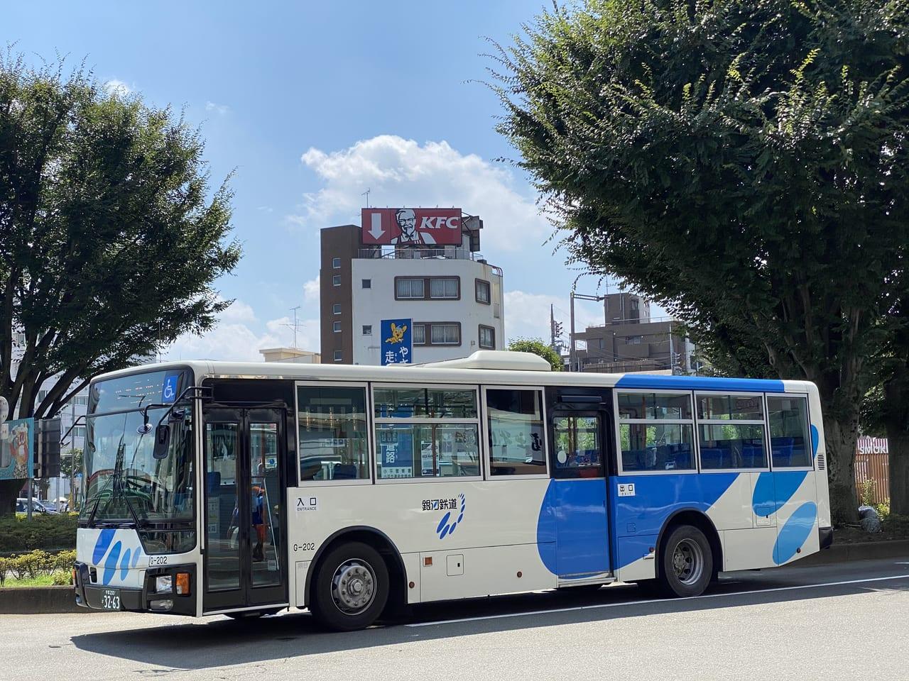 ぎんてつバス