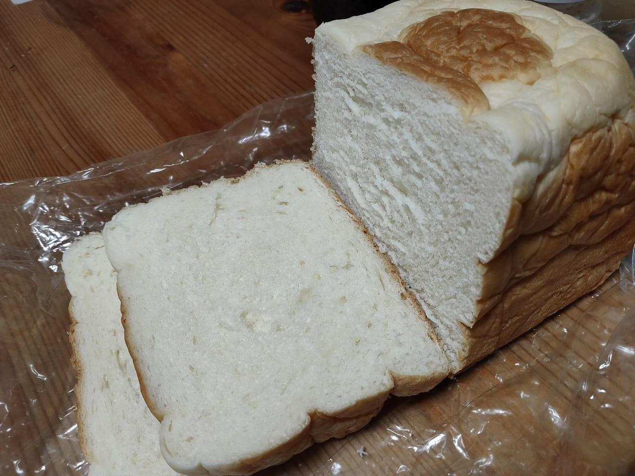 一期一会食パン3日目